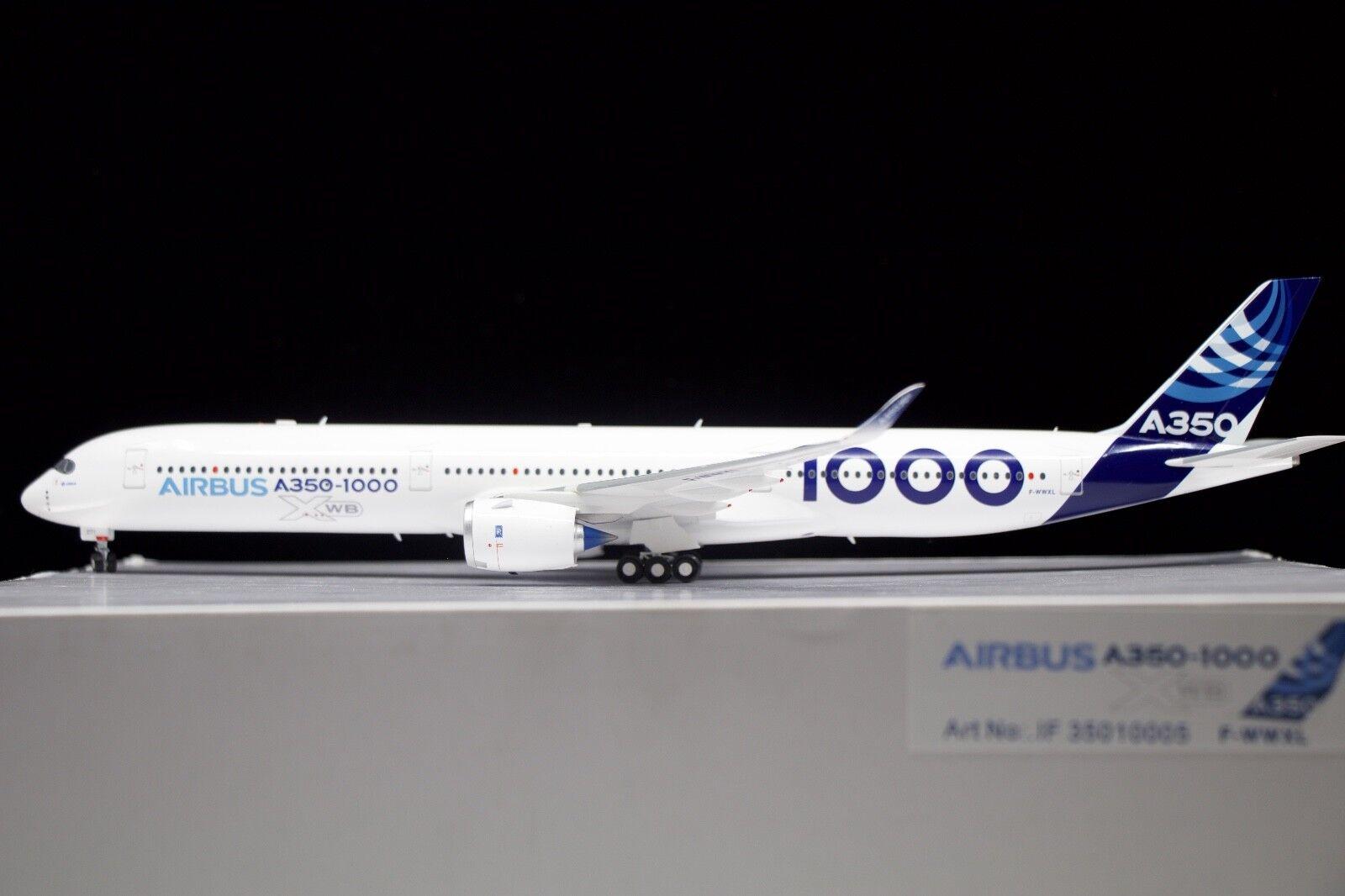 Inflight 200 Colores Casa de Airbus A350-1000 F-wwxl Edición Limitada