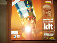 Nefertiti Sculpture Kit By Peg Sculpture
