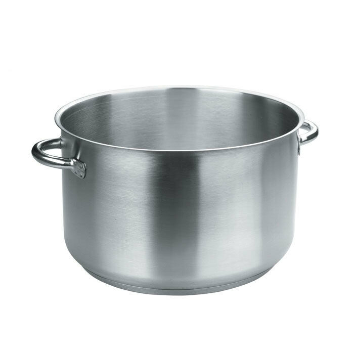 Lacor  Eco Chef   Marmite braisière - faitout induction en inox 18 10 - Ø 32 cm