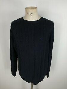 ROBE-DI-KAPPA-Maglione-Cardigan-Sweater-Jumper-Pullover-Tg-L-Uomo