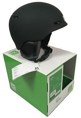 or XL NEW Anon Burton Talan Mens Snowboard Helmet S 63-64 cm Slate 52-55 cm