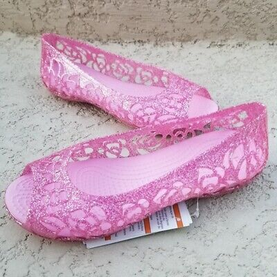 NWT CROCS Citilane Women Flats Platform Slip-On Shoes SELECT SIZE /& COLOR