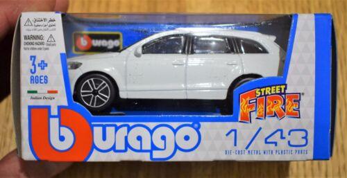 Burago Diecast Panda Renault Q7 43 Fiat Audi Voitures Clio SUGqMVpz