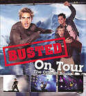Busted : On Tour - the Official Book by Peter Robinson (Hardback, 2004)
