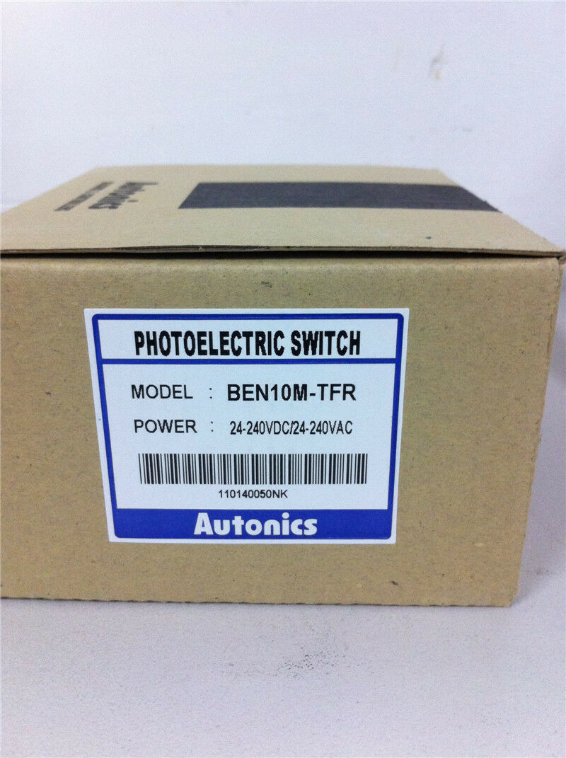 1pc New Autonics Photoelectric Sensor BEN10M-TFR2