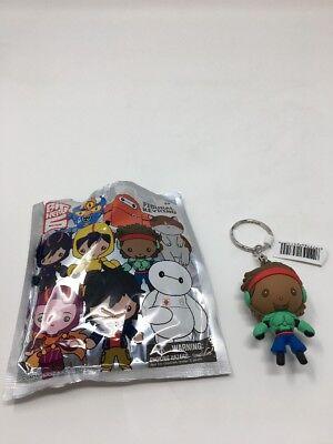 Disney Big Hero 6 Figural Keyring Series 3 Inch Go Go