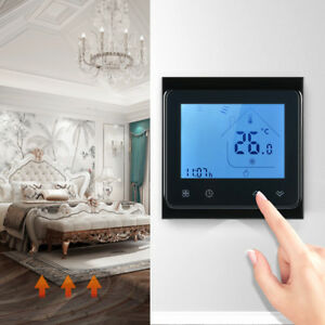 Eg-LX-Fj-Wifi-Voce-Bollitore-Acqua-LCD-Touch-Screen-Termostato-Temperatura