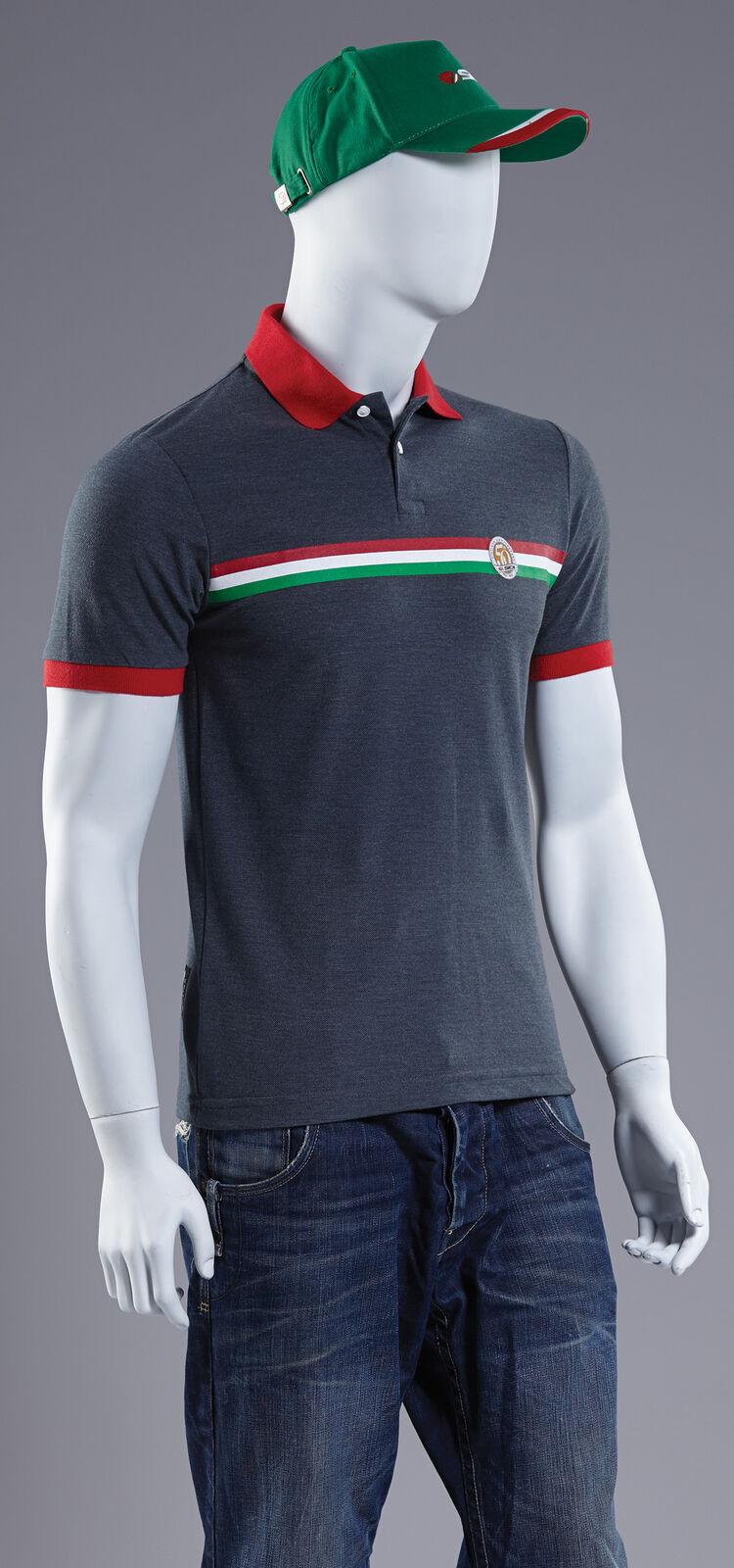 Sidi Freizeit 2015 Motorrad Fahrrad Heritage Polohemd T-Shirt T-Shirt T-Shirt 54a32f