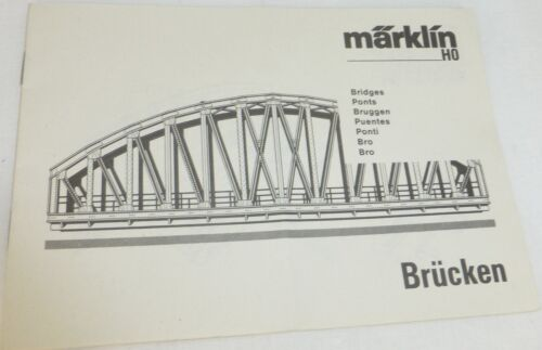 Märklin Bridges Manual # Å