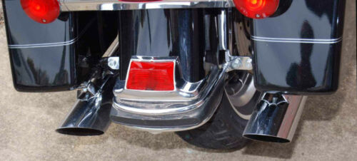 Harley Davidson Touring Full Boar Motorcycle Mufflers