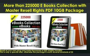 225-000-Ebooks-Collection-with-Master-Resell-Rights-PDF-10GB-Package-With-Bonus