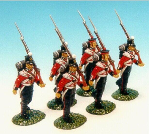 50潞 reggimento britannico prima linea figura qof9 piede 6 marce mib mib marce 68d440