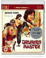 Drunken Master (1978) Dual Format (Blu-ray & DVD) UK-Edition * NEU & OVP *