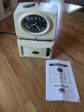 2003 Lathem 1200 Series Manual Time Clock With Key