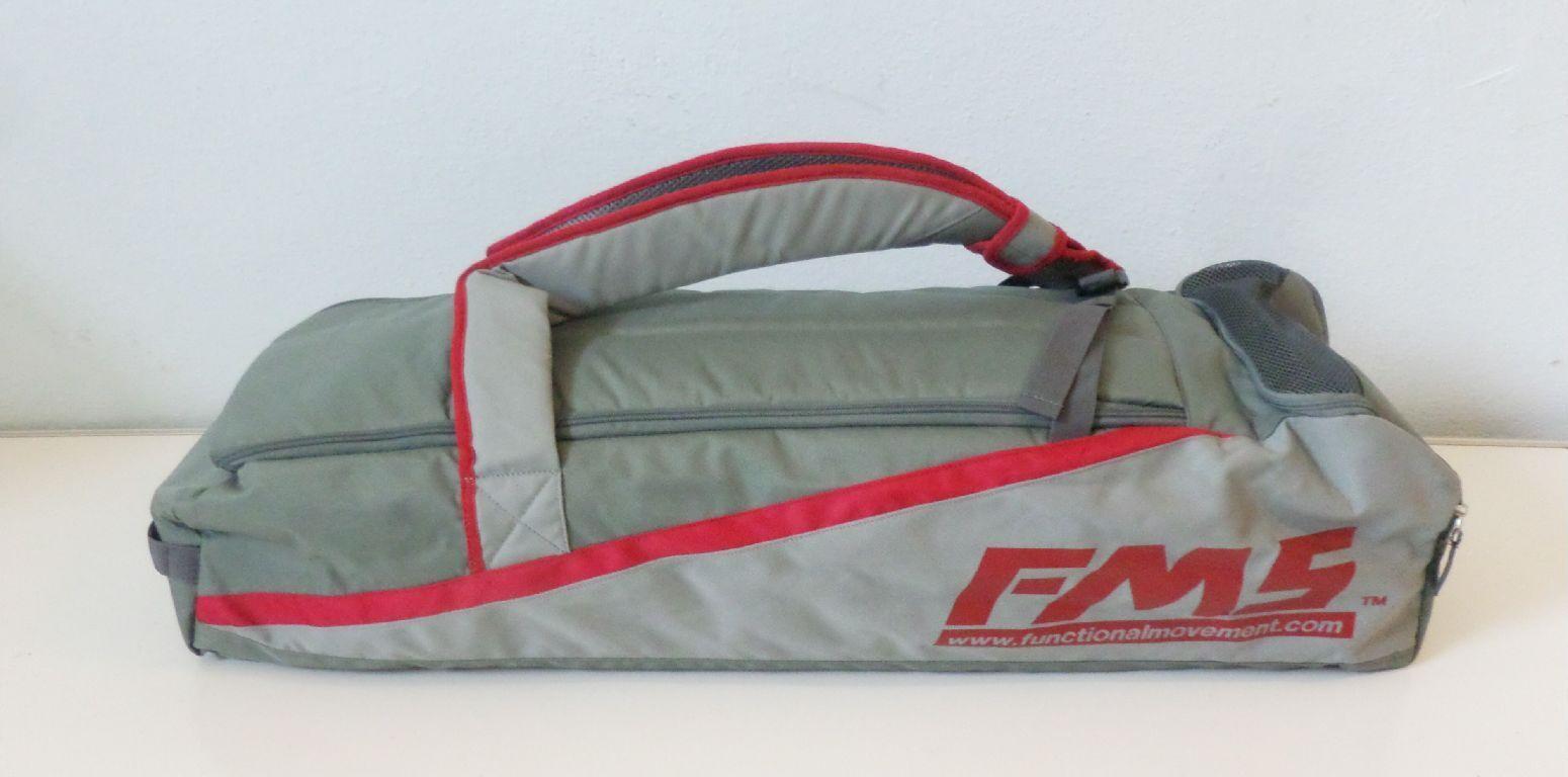 Perform Better Erwachsene Test Professional Tasche Fms Kit grau 153x68x8,5cm CP6