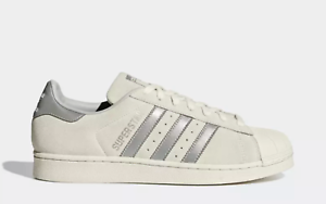 pretty nice 972ff 8f0c2 Image is loading NEW-adidas-Originals-SUPERSTAR-SHOES-B41989-OFF-WHITE-
