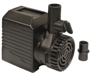 Beckett Submersible Water Fountain Pond Pump 250 GPH Electric Indoor Outdoor New