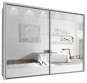 schwebet renschrank 150 200 225 270 300 cm. Black Bedroom Furniture Sets. Home Design Ideas