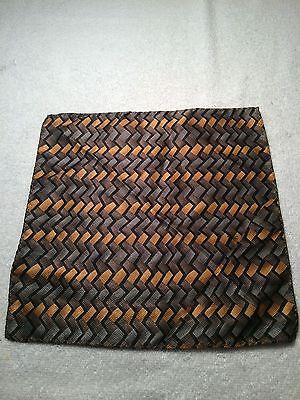 Adattabile Uomo Tasca Fazzoletto Quadrato 100% Poliestere 10 X 10 Cm