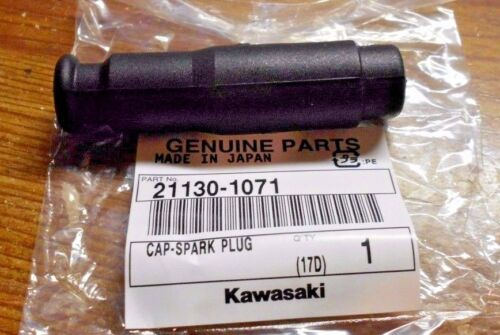 SPARK PLUG IGNITION COIL CAP PRAIRIE KAWASAKI KLF 400 BAYOU KFX700 VFORCE