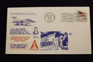 Raum-Abdeckung-1980-Maschine-Stempel-F-104-Shuttle-Fliesen-Test-Phase-1-1-2837