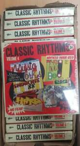 Classic-Rhythms-Volume-4-Job-Lot-Wholesale-x15-New-amp-Sealed-CD-039-s