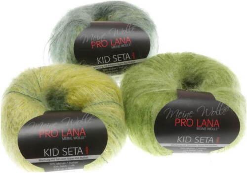 185 Grün Pro Lana Kid Seta color