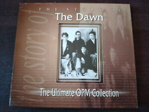 THE-DAWN-The-Story-The-Ultimate-OPM-Collection-CD-New-Wave-Alternative-Rock