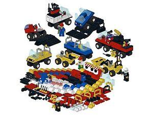 Lego-City-Town-Cars-C11-Auto-5-Starter-Set