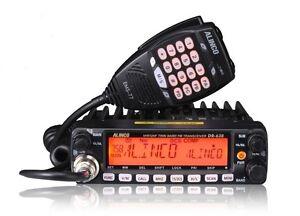 Amateur-Radio-Dualband-Alinco-DR-638H-High-power-twinbander-145-433MHz-2m-70cm