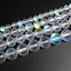 Natural-Stone-Crystal-White-Austria-Round-Loose-Beads-Moon-Jewelry-DIY-Making thumbnail 1