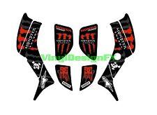 HONDA TRX 400EX STICKER KIT Rock/ DECALS / GRAPHIC KIT / TRX 400 / QUAD STICKERS