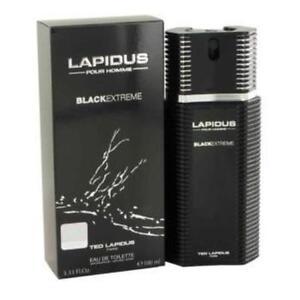 lapidus black extreme perfume