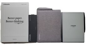 Remarkable 2 Tablet; Marker plus; Folio