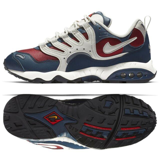 NIKE Air Terra Humara 18 Thunder Blue Light Bone Mens Sneaker Shoe NEW AO1545400