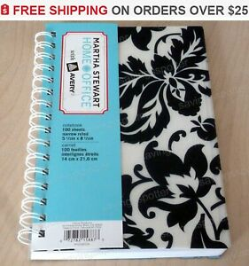 """Wide Ruled Office Depot Spiral Poly Notebook 5.5/""""x3.5/"""" Assorted Colors"""