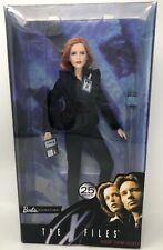 Barbie The X-Files Agent Dana Scully Doll 25th Anniversary NEW /& SEALED!