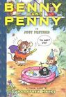 Benny and Penny in Just Pretend by Geoffrey Hayes (Hardback, 2013)