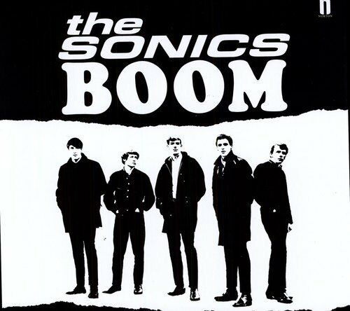 The Sonics, Sonics - Boom [New Vinyl]