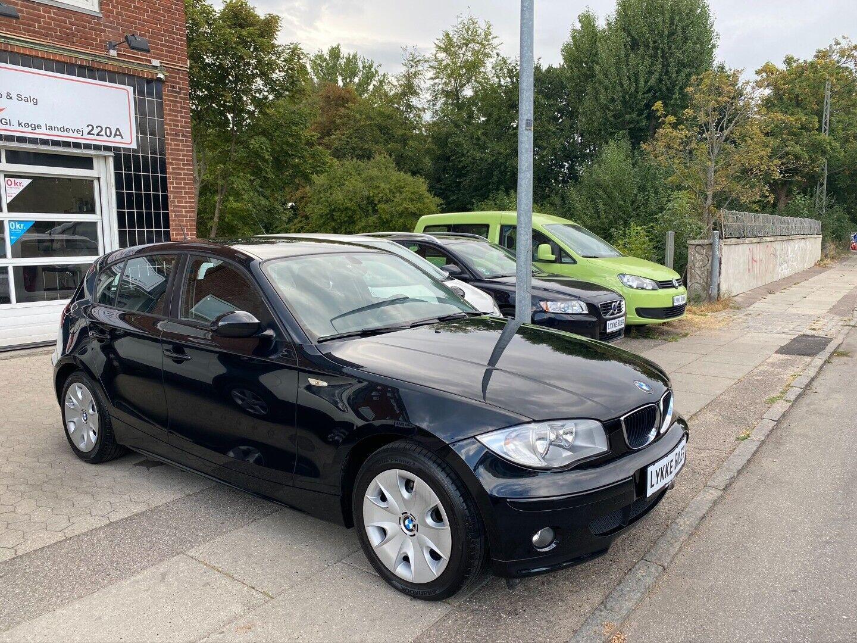BMW 116i 1,6 Advantage 5d