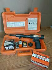 New Listingramset Rs22 Powder Fastening Systems Cobra Tool Withextras