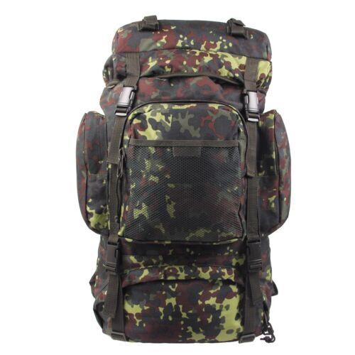 flecktarn,BW,Militär,Wandern,Klettern groß Tactical Rucksack