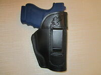 Glock's 19/23/32/26/27/30,iwb,owb,sob,lh & Rh Holster Sub Compacts & Compacts