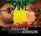 9ine [Digipak] by Musiq Soulchild/Syleena Johnson (CD, Sep-2013, Shanachie Records)