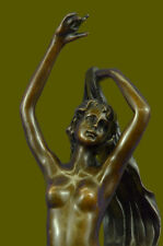 Greek Mythology Bronze Sculpture Statue Art Decor Venus Nouveau Hot Cast Figure