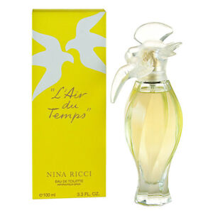 Nina Ricci L'air du Temps For Women 100ml Edt Spr