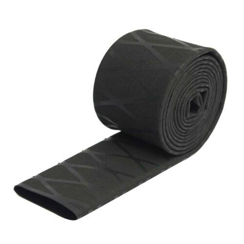 2 Stück Wasserdicht Schrumpfschlauch  Tubing Angelrute Griff Kork 25 mm
