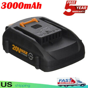 20V-3-0AH-WA3525-For-WORX-Max-Lithium-Battery-WA3520-WA3512-WA3732-WA3575-WG151