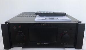 Rotel-RSP-1098-7-1-Channel-Digital-Surround-Processor-Preamplifier