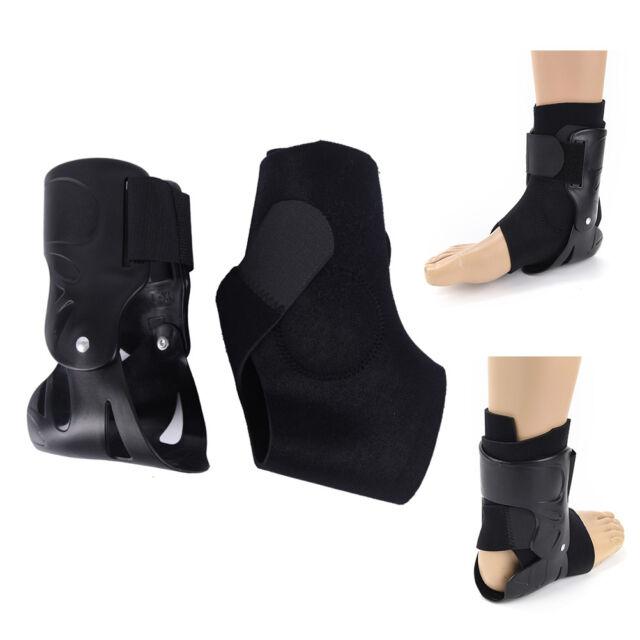 1pc Ankle Support Brace Foot Guard Sprains Injury Wrap Elastic Splint Strap HU